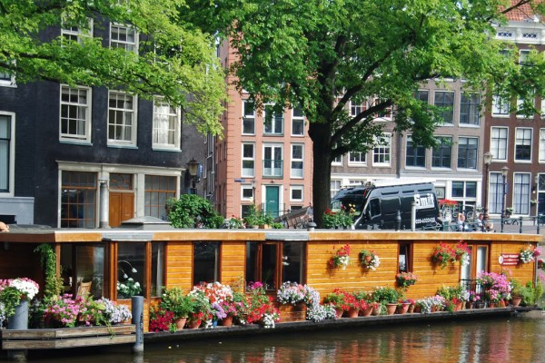 The Top Three Most-Visited Places in Amsterdam