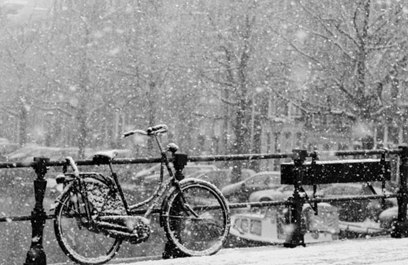 amsterdam-winter