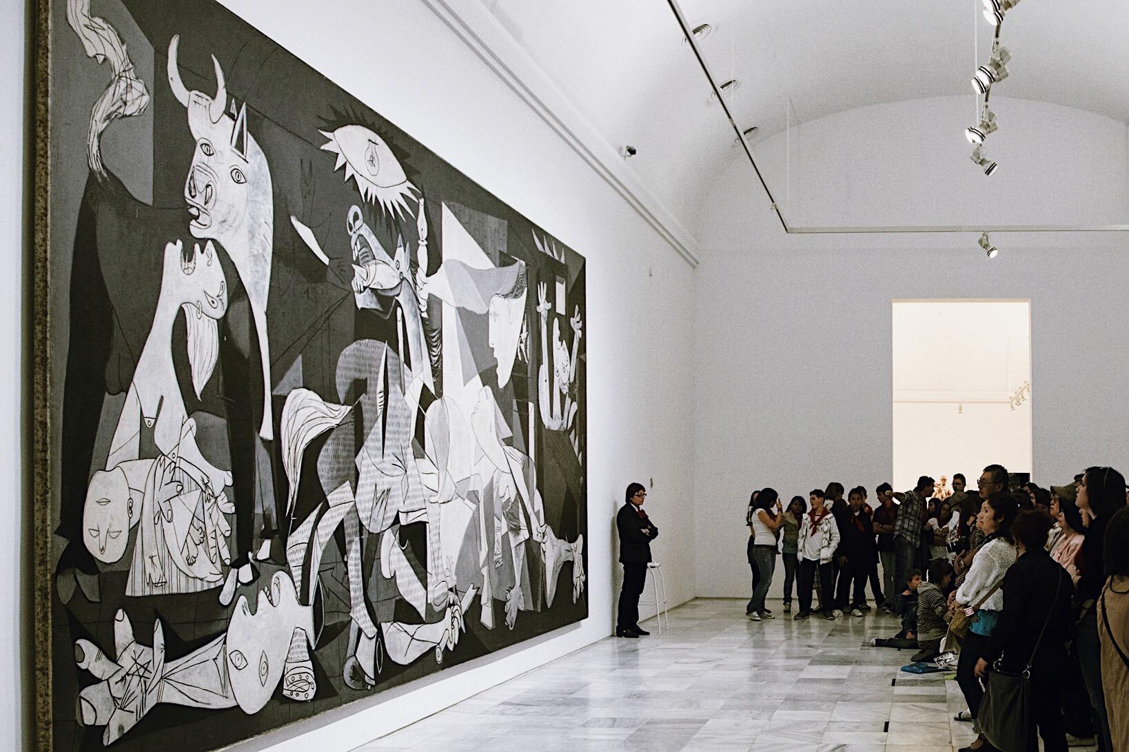The Reina Sofia Museum Skip-the-Line Guided Tour – Private