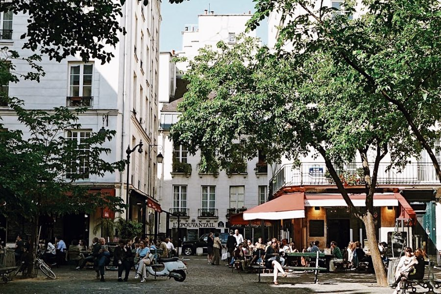 Paris-Tour-Marias-Walking-Guided