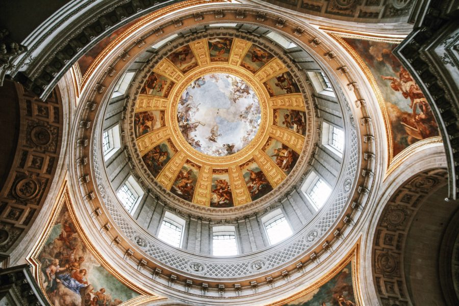 Paris-Tours-Invalides-Dome