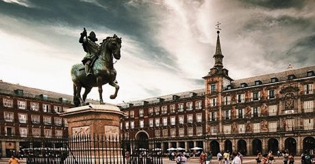 Madrid The Old City Guided Walking Tour