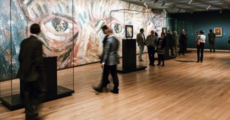 Van Gogh Museum + Red Light District Skip-the-Line Guided Combo Tour – Semi-Private