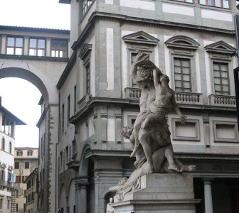 Florence City, Accademia with Michelangelo's David & Uffizi Museum Skip-the-Line Combo Tour