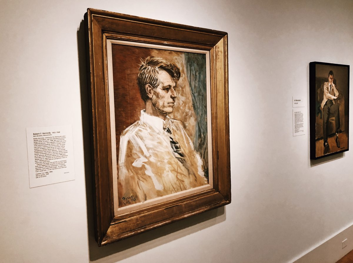 The Smithsonian National Portrait Gallery & American Art Museum – Semi-Private