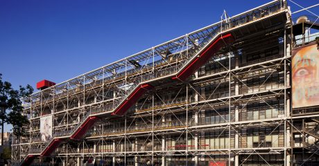 Centre Pompidou Modern & Contemporary Art Museum Skip-the-Line Guided Tour – Semi-Private