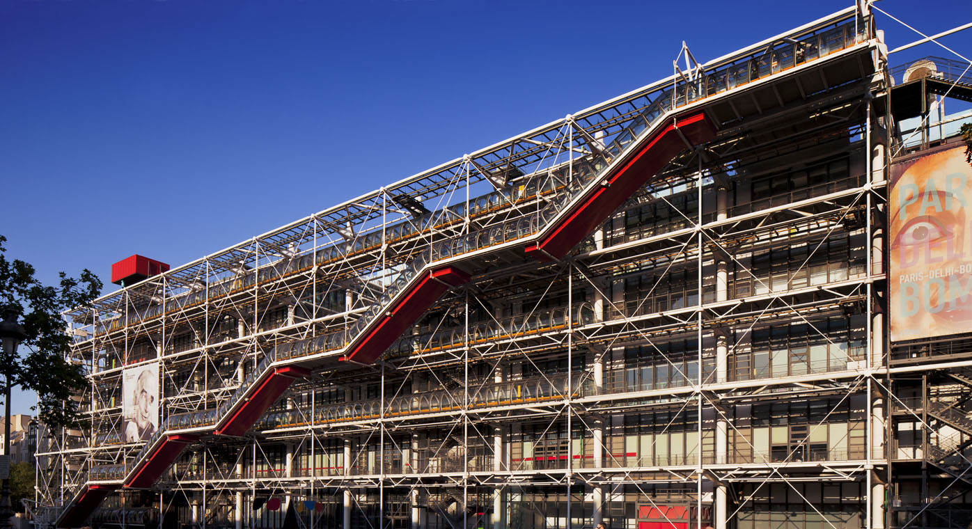 Centre Pompidou Modern & Contemporary Art Museum Skip-the-Line Guided Tour