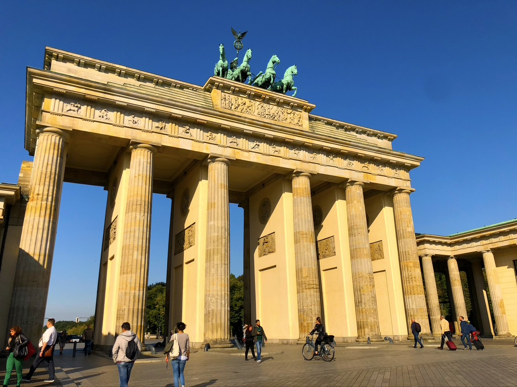 History of Berlin – City Guided Walking Tour