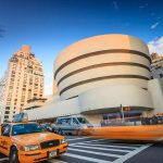 Visiting the Guggenheim Museum in New York City