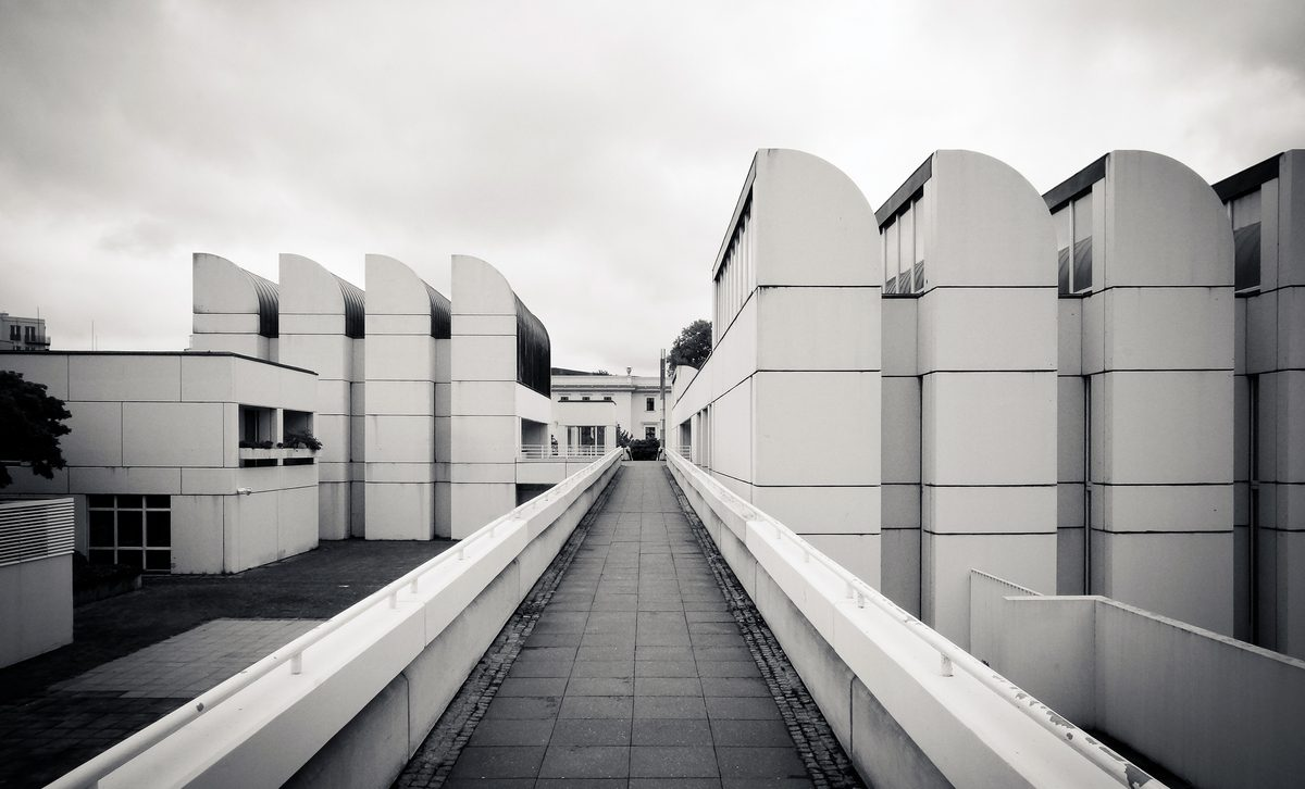 Bauhaus Archive Museum in Berlin