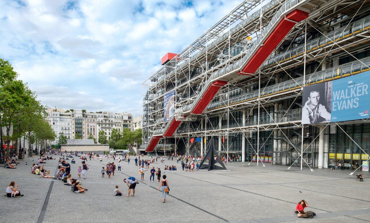 Visiting the Centre Georges Pompidou in Paris - Babylon Tours