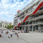 Visiting the Centre Georges Pompidou in Paris
