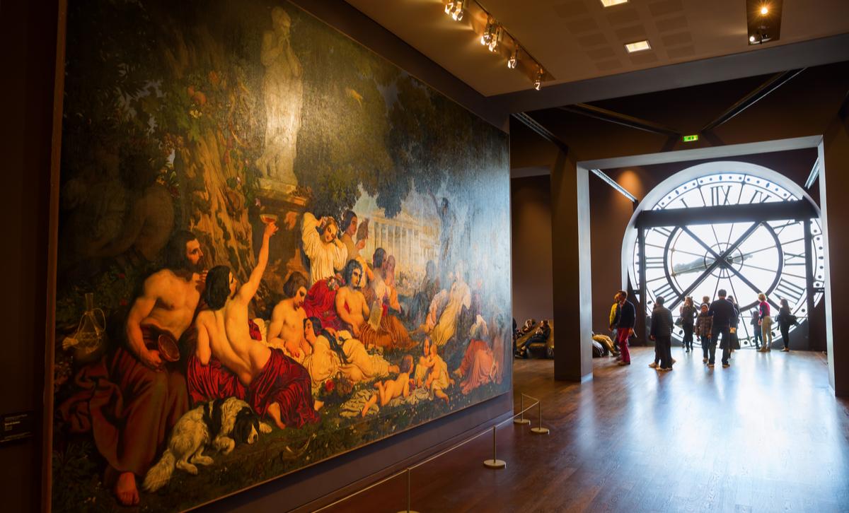 Exploring Art and History in the Paris-Saint Germain-des-Prés District