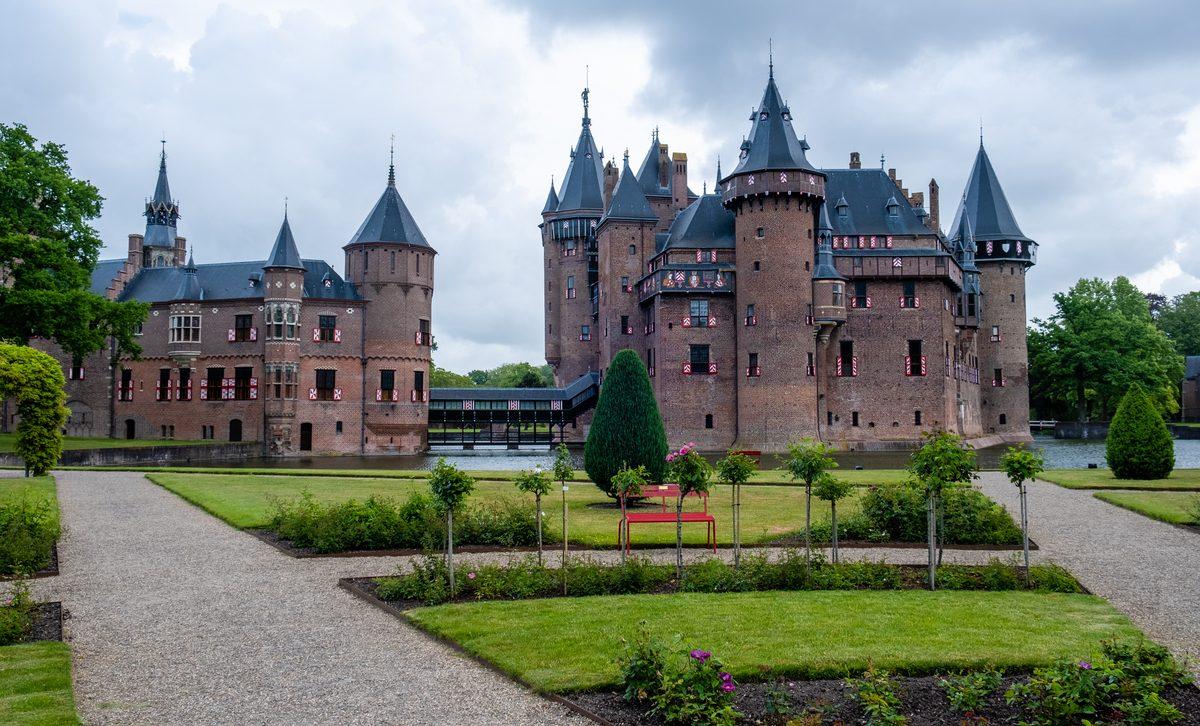 Castle de Haar in the Netherlands.